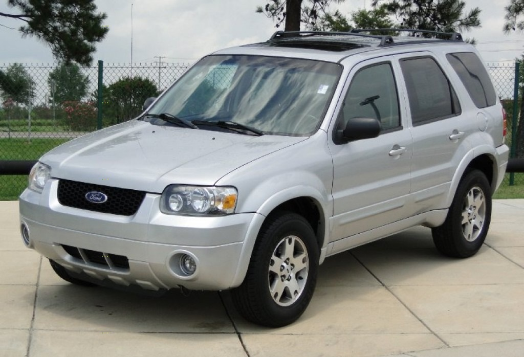 2005 FORD ESCAPE - About the Car and its VIN numbers
